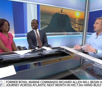 Sky News Interview - Commonwealth Row