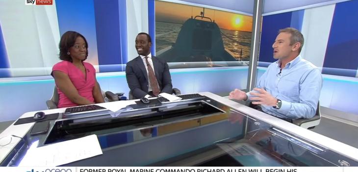 Sky News Interview - Commonwealth Row