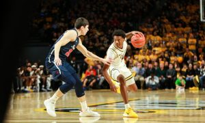 Bones Hyland scores in double figures to lead Rams over Richmond The Commonwealth Times