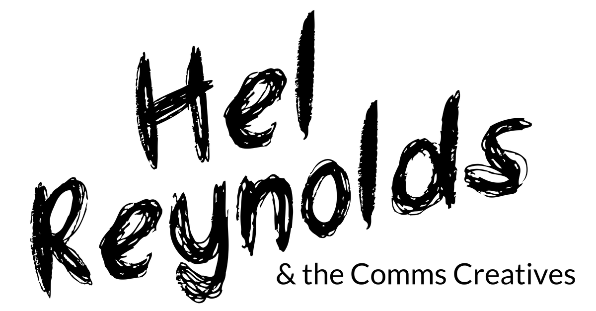 Hel Reynolds – creative comms and marketing training