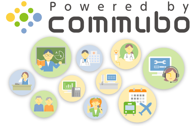 Powered by commubo