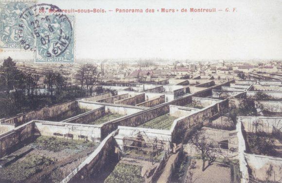 Murs à pêches de Montreuil