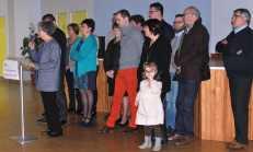 Cérémonie des voeux 2017 - Le conseil communal 2/2