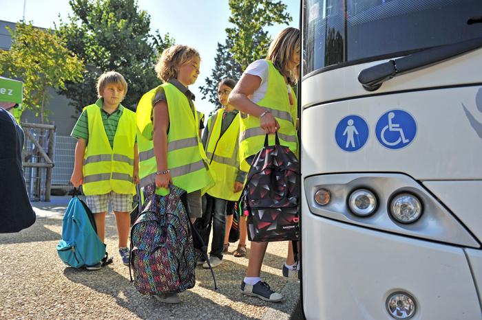 Inscriptions des familles aux transports scolaires