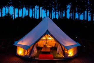グランピング超贅沢なキャンプとして人気!千葉のおすすめスポット!