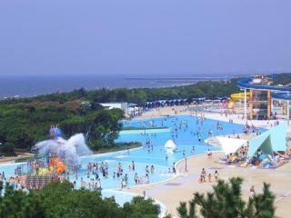 稲毛海浜公園プールの混雑状況は?前売り券や駐車場情報【口コミ】