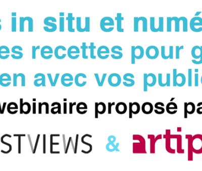 Compte-rendu : Musées in situ et numériques : quelles recettes pour garder le lien avec vos publics ?»