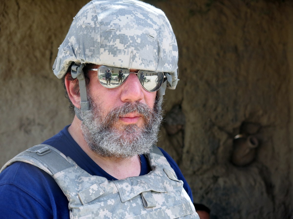 Covering the Military Stories: Howard Altman
