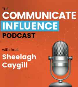 Comms marketing writing podcast