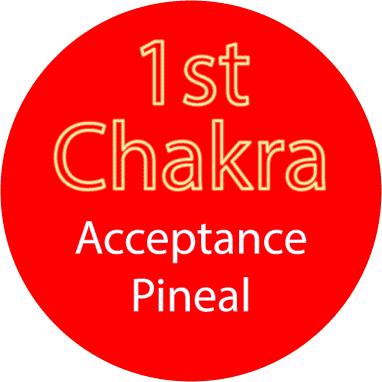 1st Chakra - Acceptance