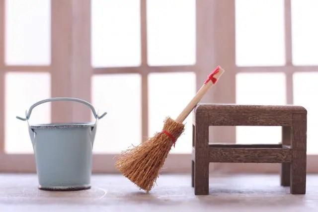 掃除のやる気とメリット