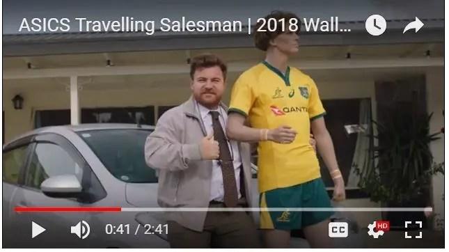 Figure 7: Travelling Salesman, Rebook. (2018)