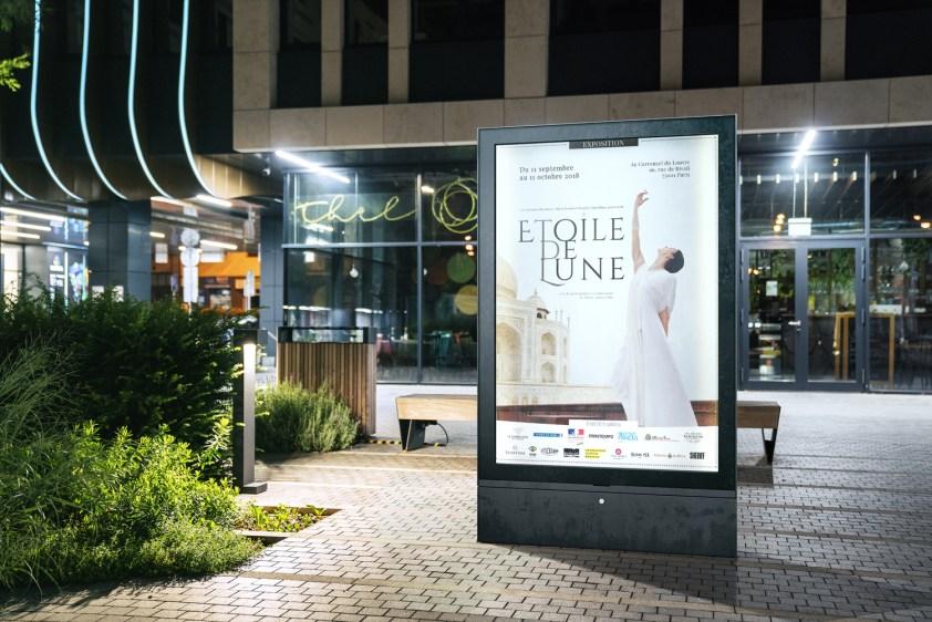 Exposition Etoile de Lune @ Paris, France