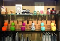 A pop of colorful products at Anthony's