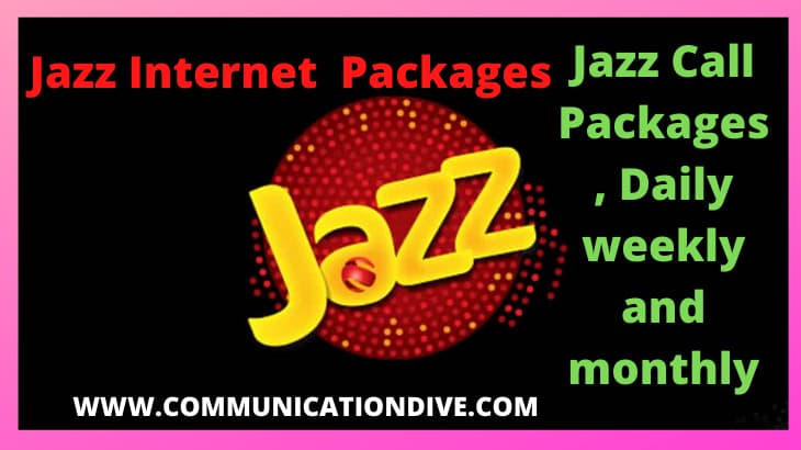 Daily Jazz Call Packages