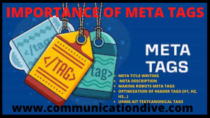what are meta tags for SEO