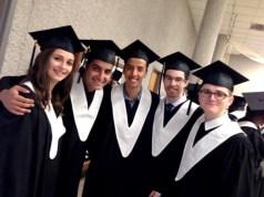 Dominique, Mohamed, Amine, Julien et Jesse