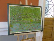 Japanese Garden / Amalia Crisan DA-DA Art Exhibition, 2013 / Credit: communicationxdevelopment.wordpress.com