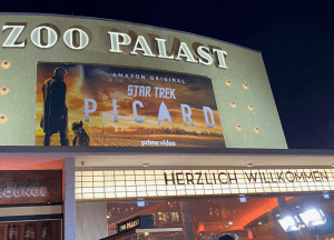 Zoo Palast Picard Premiere