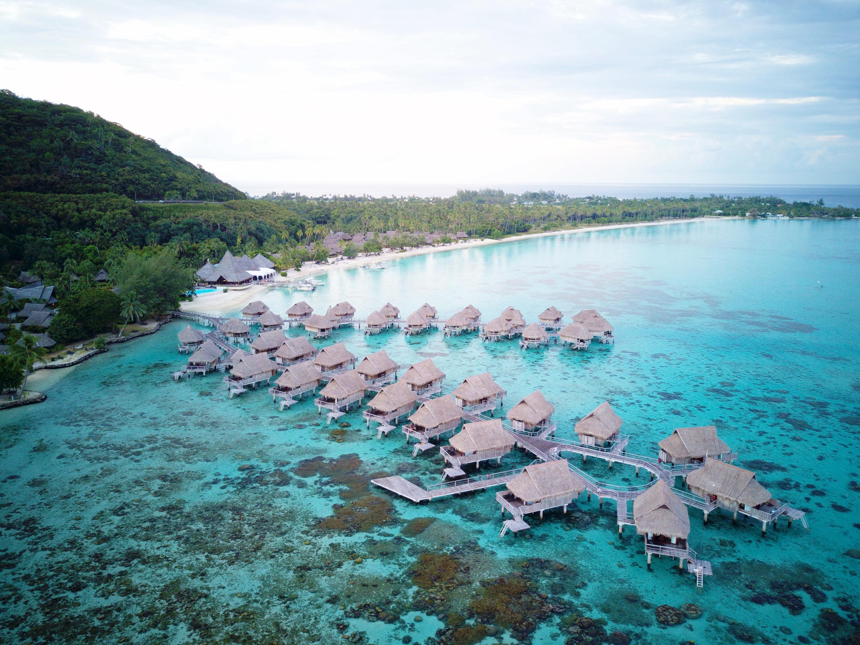 Tahiti Honeymoon Bungalow