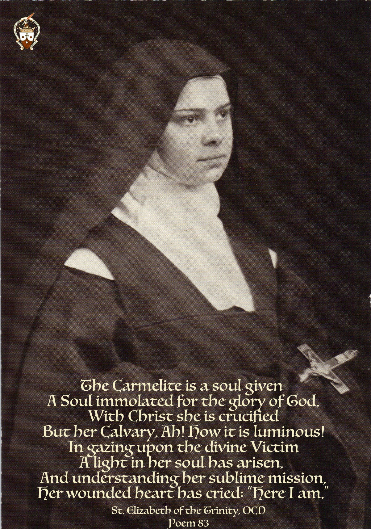 Carmelite Saints And Blesseds