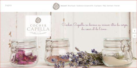 Savonnerie artisanale Cocher Capella
