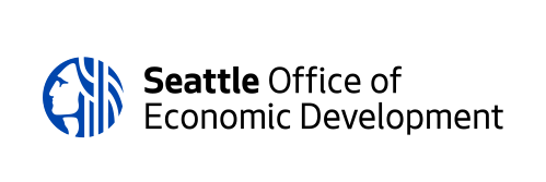 City of Seattle Office of Economic Development Logo