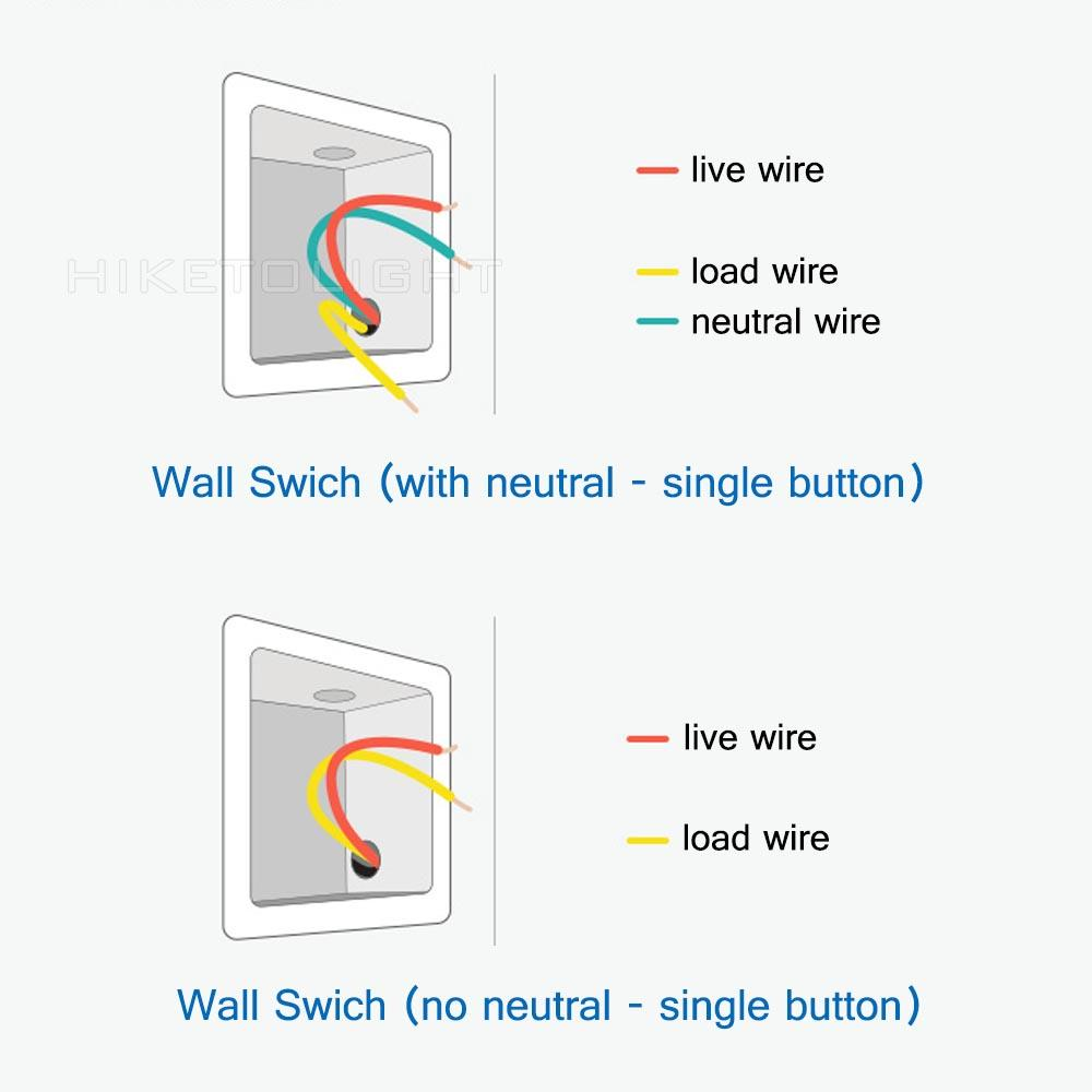 Aqara Light Switch No Neutral Vs Neutral Version Configuration Home Assistant Community