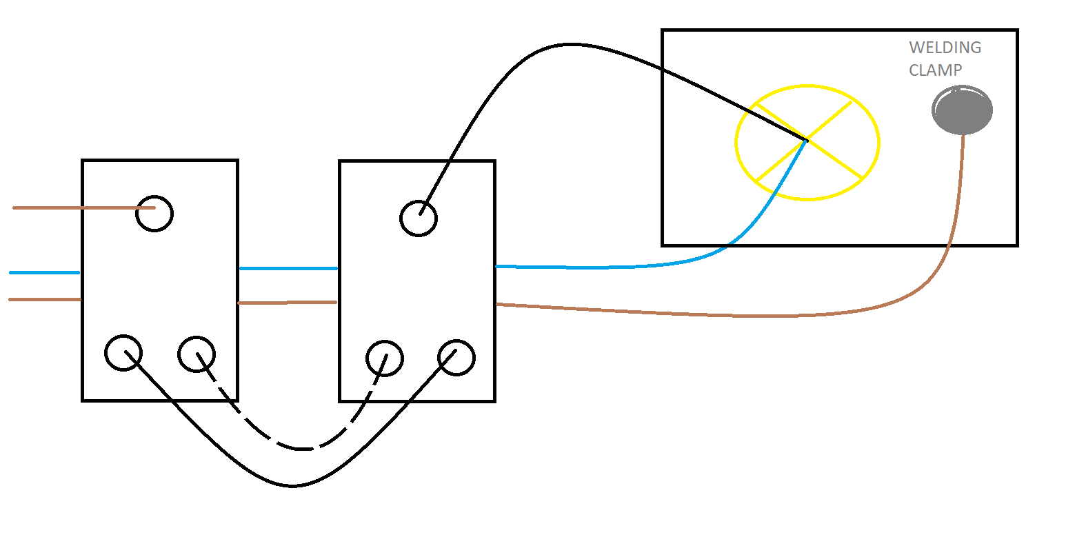 Solved Shelly1 Wiring With 2 Way Switching Hotel Switch