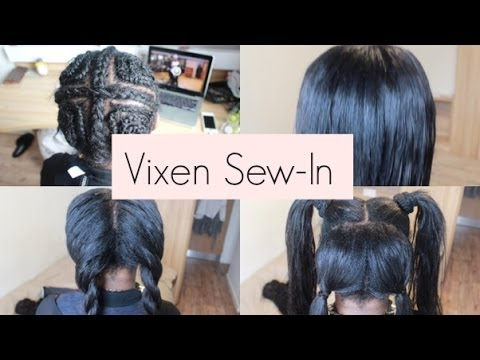 weave ponytail tutorial long hairstyles