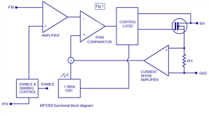 MP3302 LED driver circuit diagram  Feedback, Suggestions