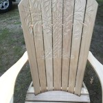 Carved Adirondack Chair Gallery Carbide 3d Community Site