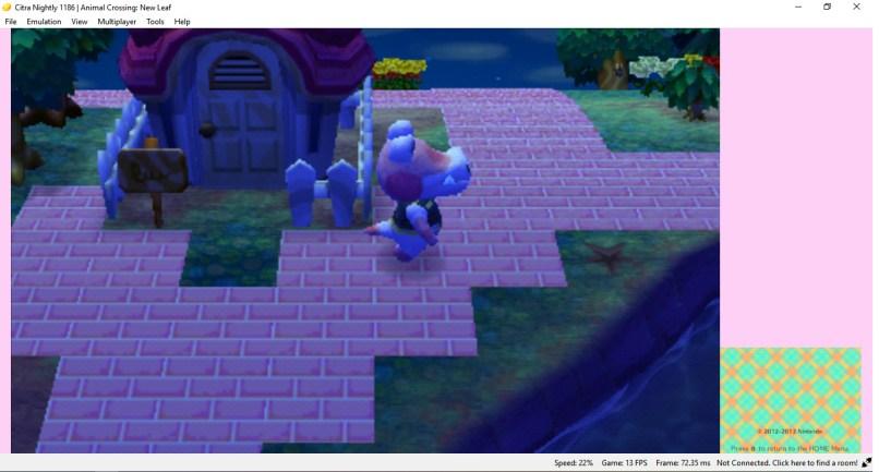 Animal Crossing New Leaf Rom Citra Nightly   Jidileaf co