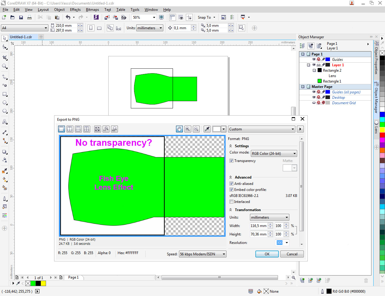 How To Open Corel Draw X7 File In X6