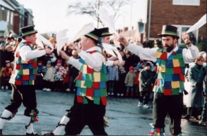 Monkseaton Morris Men