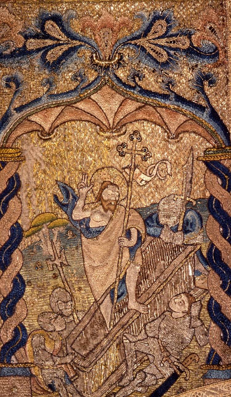 Detail of the Resurrection