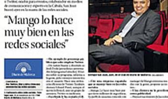 Enrique-san-juan-es-entrevistado-en-el-Diario-de-Mallorca