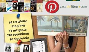 Infografia Casa del Libro en Pinterest Community Internet Enrique San Juan Cursos y servicios de Redes Sociales Social Media