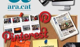 Infografia Diario Ara en Pinterest Community Internet Enrique San Juan Cursos y servicios de Redes Sociales Social Media