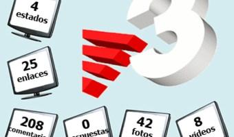 Infografia TV3 en Facebook Community Internet Enrique San Juan Cursos y servicios de Redes Sociales Social Media