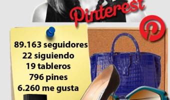 Olivia Palermo impone tendencia en Pinterest