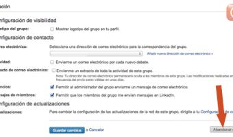 como abandonar un grupo en linkedin enrique san juan experto community manager social media community internet webinar curso online barcelona