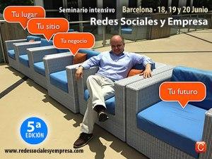enrique san juan en miami seminario redes sociales y empresa