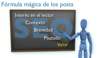 formula magica post SEO blogs community internet redes sociales social media community manager enrique san juan