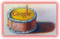 Google cumple 12 años - Community Internet