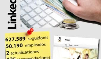 Amazon apuesta por los negocios online en LinkedIn