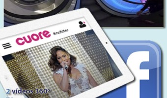 infografia Cuore en Facebook Video 360 grados community internet the social media company