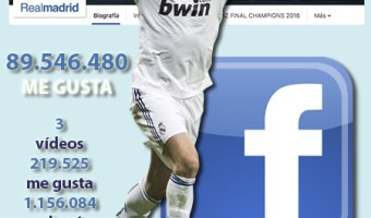 infografia Real Madrid Facebook Live video community internet the social media company