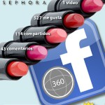 Sephora muestra timidez ante Facebook Video 360º