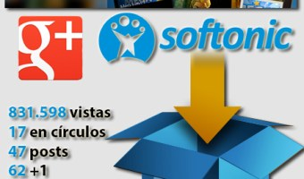 infografia Softonic Googleplus Community Internet the social media company analisis servicio community manager